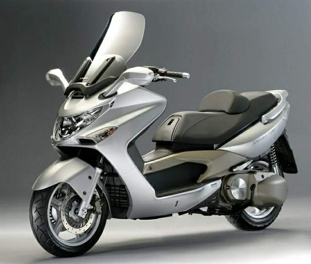KYMCO Kymco Xciting 500i technical specifications